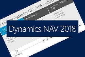 Dynamics NAV 2018