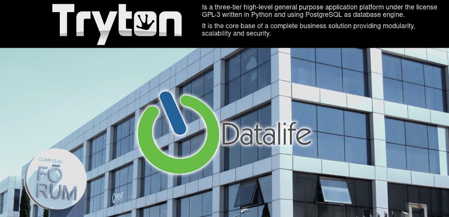 Datalife recibe el reconocimiento de la Fundación Tryton
