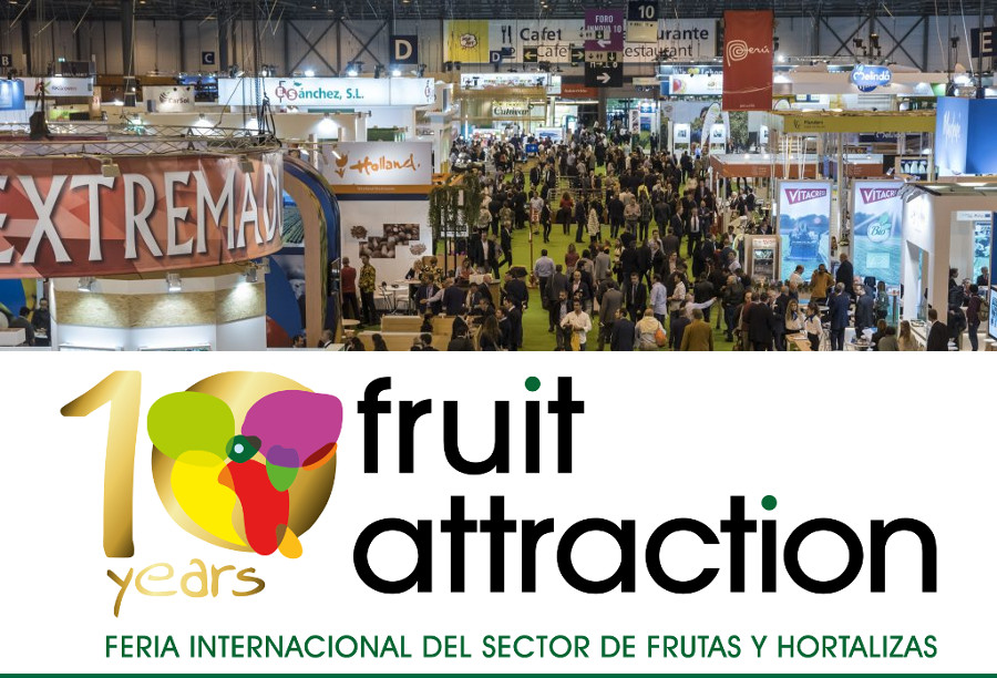 10 años de Fruit Attraction