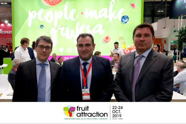 Fruit Attraction 2019: un sector cada vez más fuerte