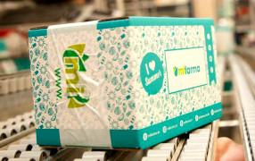 Paquete servido por MiFarma